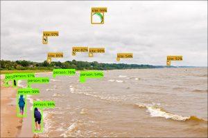 Tensorflow 对象检测 API - Tensorflow Object Detection API