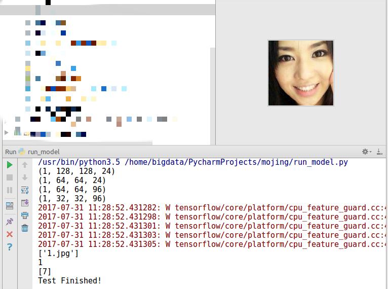 FaceRank-人脸打分基于 TensorFlow 的 CNN 模型