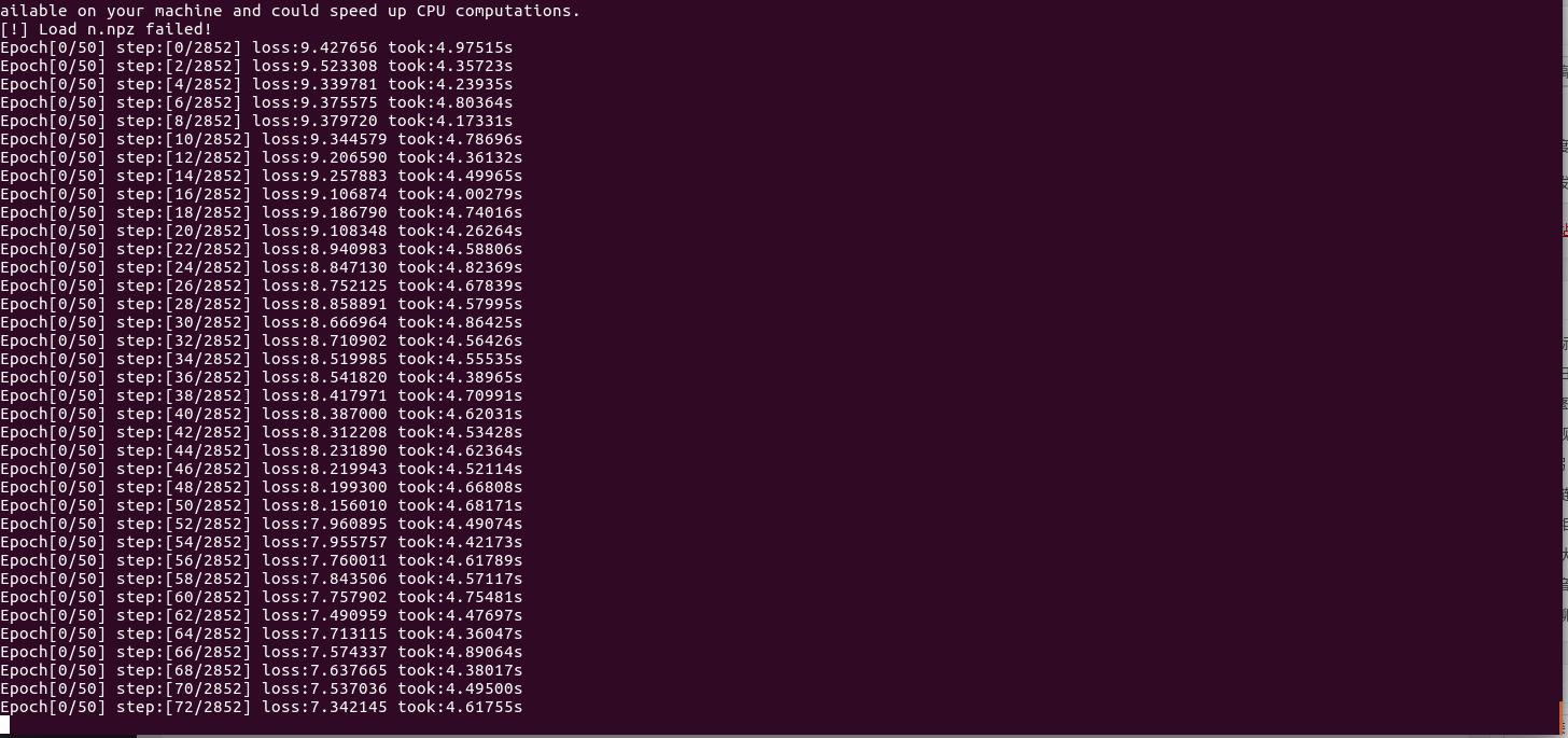 seq2seq-chatbot:200 行代码实现聊天机器人