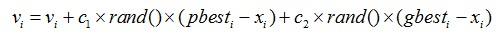 计算智能(CI)之粒子群优化算法(PSO)(一)