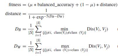 粒子群优化算法(PSO)之基于离散化的特征选择(FS)(三)