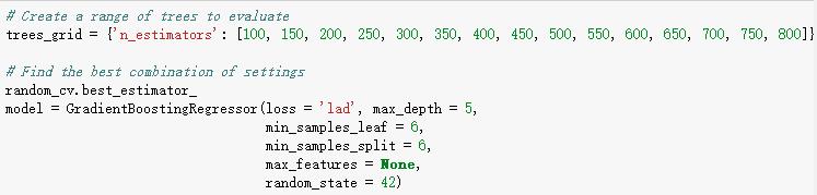 一个完整的机器学习项目在Python中演练(四)