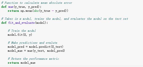 一个完整的机器学习项目在Python中演练(三)