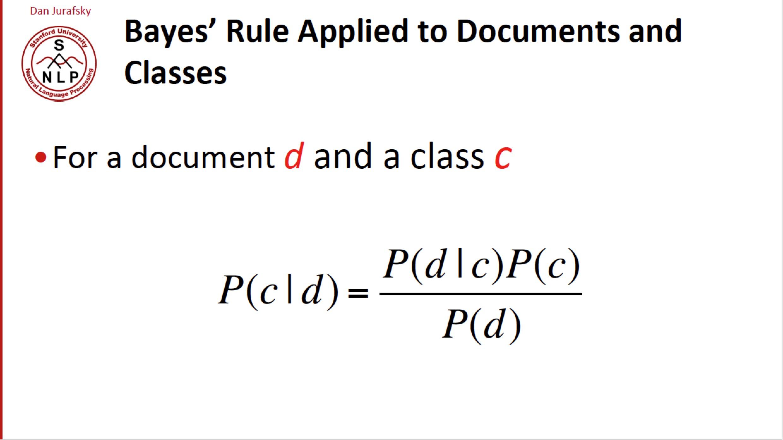 文本分类和朴素贝叶斯,你真的理解了吗?